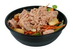 övre tonfisk för sallad Royaltyfria Foton