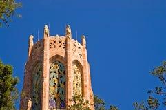 övre torn för carillon Royaltyfri Foto