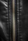 övre vinande för tätt läder Fotografering för Bildbyråer