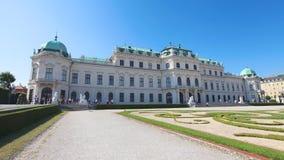 ÖvreBelvedere arkivbild