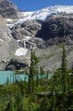 ÖvreJoffre Lake arkivfoto