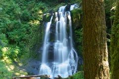 ÖvreKentucky Falls Royaltyfri Fotografi