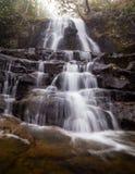 ÖvreLaurel Falls Arkivfoto