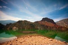 Övreräckvidderna av den gula floden Royaltyfri Foto