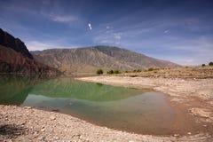 Övreräckvidderna av Yellow River Fotografering för Bildbyråer