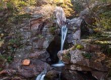 Övrerad av Kent Falls royaltyfria bilder