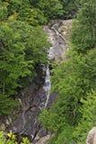 ÖvreWhiteoak nedgångar i den Shenandoah nationalparken Arkivfoton