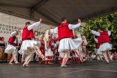 2ø festival internacional em Plovdiv, Bulgária Fotos de Stock