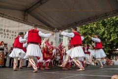 2ø festival internacional em Plovdiv, Bulgária Imagem de Stock