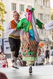 2ø festival internacional em Plovdiv, Bulgária Foto de Stock