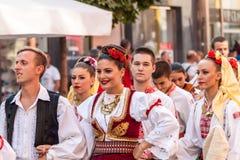 2ø festival internacional em Plovdiv, Bulgária Fotografia de Stock