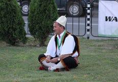 2ø festival internacional Vitosha 2017 do folclore Fotografia de Stock Royalty Free