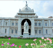 ø marquês Curzon de Kedleston, Victoria Memorial, Kolkata Foto de Stock Royalty Free