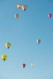 ø Megafiesta do balão, Piestany, Eslováquia Imagem de Stock