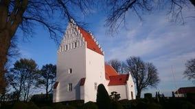 Ønslev kirke Royalty Free Stock Photography