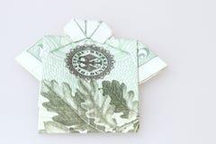 Última camisa Imagens de Stock