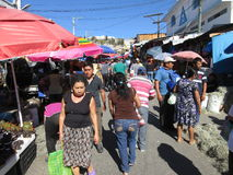 Última compra minúscula em Chilpancingo foto de stock