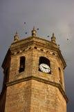 A última torre Fotografia de Stock