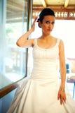 Último dia do casamento da verificação Fotos de Stock
