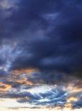 Último feijão do sol Imagens de Stock