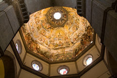 Último julgamento, Florença Fotografia de Stock