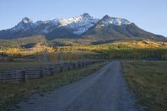 Último rancho do dólar Foto de Stock