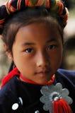 Últimos tribos primitivos de China - Wa Fotografia de Stock Royalty Free