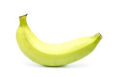 A única banana imagem de stock royalty free