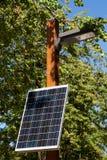 Única central energética Fotos de Stock