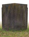 Única pedra grave Imagens de Stock