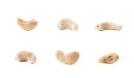 Únicas porcas de caju Imagem de Stock
