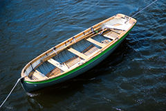 Único barco Fotos de Stock Royalty Free