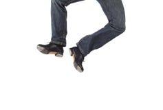 Único dançarino de torneira imagens de stock royalty free