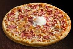Único mio de la pizza o Imagen de archivo libre de regalías