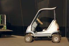 Único veículo elétrico imagens de stock royalty free