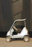 Único veículo elétrico imagens de stock
