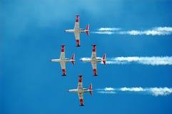 Über dem Himmel 2 Lizenzfreies Stockbild