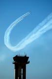 Über dem Himmel 7 Stockfotos