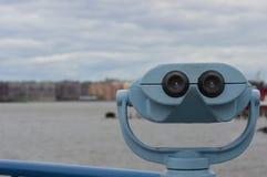 Über dem Hudson Stockfotos