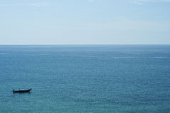 Über dem Meer stockfoto