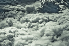 Über den Wolken 2 Lizenzfreie Stockfotografie