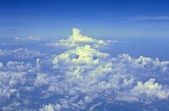 Über den Wolken Stockbilder