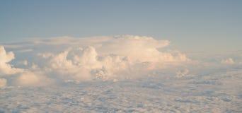Über den Wolken Lizenzfreies Stockfoto