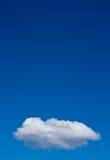Über der Wolke Lizenzfreies Stockbild