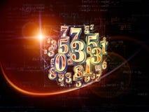 Über Geometrie hinaus Lizenzfreie Stockfotos