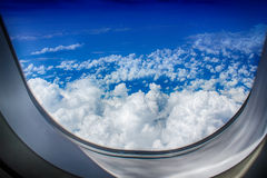 Über 12 000 m Lizenzfreies Stockfoto