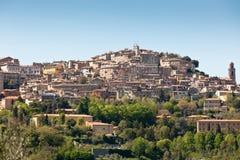 Überblick über Perugia, Italien Stockfotografie