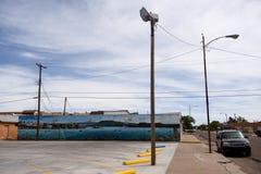 Überfahrt Amerika, Route 66 die Legende lizenzfreies stockfoto