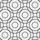 Überfahrt schellt Muster Stockfoto