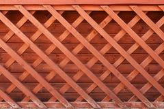 Überfahrtholz mit Nägeln Lizenzfreies Stockbild